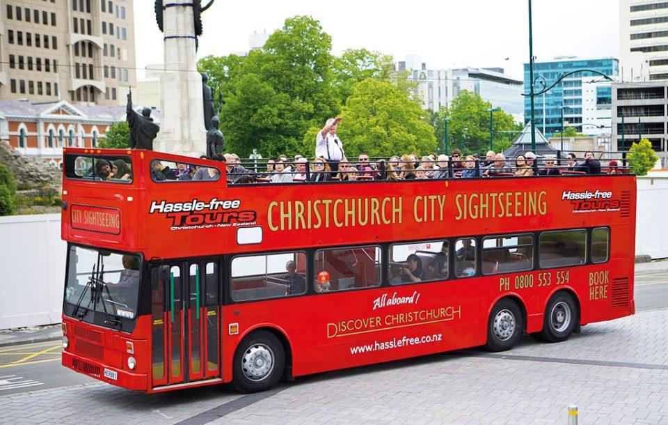 紐西蘭基督城 Facebook: 中華巴士紀念館 China Motor Bus Memorial Page